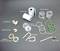Spart Parts For Spinning Machines